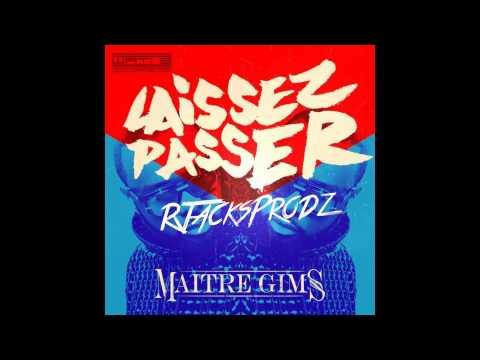 Maître Gims - Laissez Passer Instrumentale (RJacksProdz)