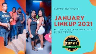 Live broadcast video, January Linkup 2021, Jamaica Dancehall Video