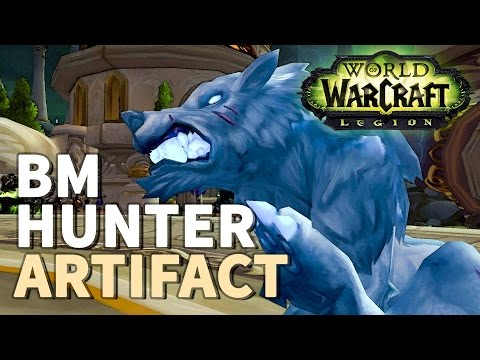 Stolen Thunder WoW Beast Mastery Hunter Artifact Quest