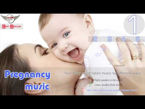 Pregnancy Music for mother And unborn baby brain development ♫ for Baby in womb
