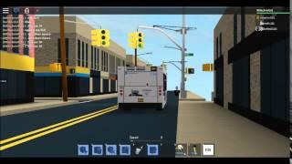 ROBLOX MTA Buses Movie: Chapitre 2 [Le territoire XD40s]
