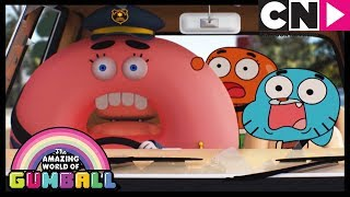 Gumball | The Law | Cartoon Network