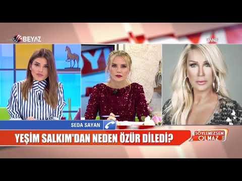 Seda Sayan, Yeşim Salkım'dan özür diledi! Açtığım davaları geri alacağım