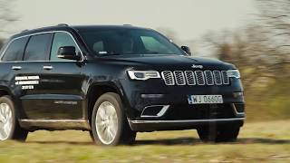 Jeep Grand Cherokee 3.0 CRD Summit (2018) - test [PL]