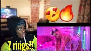 Baixar OMG!!! ARIANA GRANDE - 7 RINGS (OFFICIAL MUSIC VIDEO) **REACTION!!**