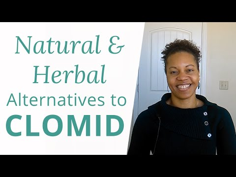 Natural Alternatives to Clomid | Herbal Substitutes for Clomid | Ovulation Herbs | Fertility Herbs