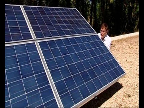 Prioriterre produire son énergie avec un suiveur solaire en autoconsommation: l'exemple de popsun