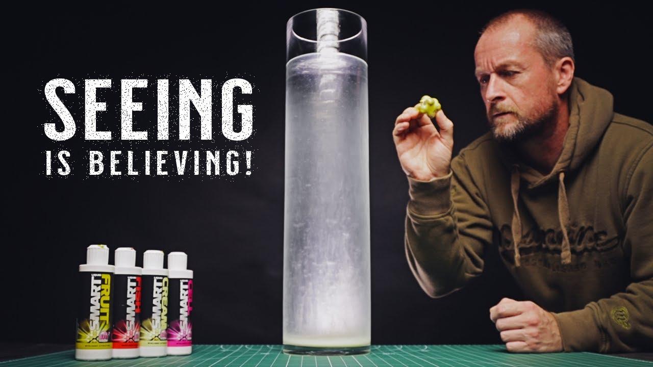 SEEING IS BELIEVING! Epic Smart Liquid Reaction! Mainline Baits Carp Fishing TV