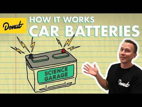 ALTERNATORS & BATTERIES | How They Work