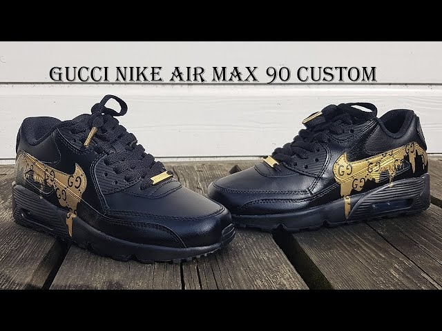 Nike air max 90 Gucci Custom