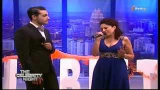 Francesco Trapasso & Romina Mamo - All of Me on The Celebrity Night