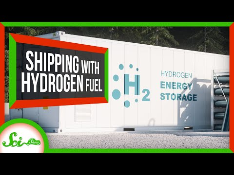 Hydrogen: The Savior of the Shipping Industry