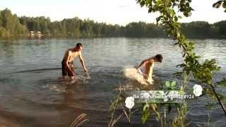 Видеосъёмка в Дзержинске(9200214924).Озеро ч3