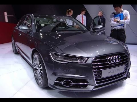 best all new cars ever 2017 audi s6 first review youtube. Black Bedroom Furniture Sets. Home Design Ideas