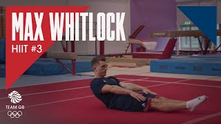 Max Whitlock's 6 minute HIIT class #2: Workout Wednesday 06.02.19