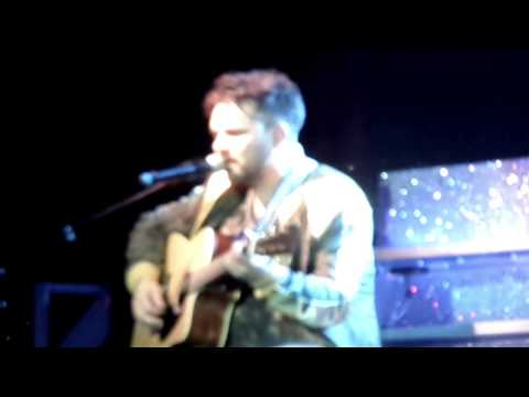 Reach Acoustic - S Club 7 (Paul Cattermole) Cardiff Arena