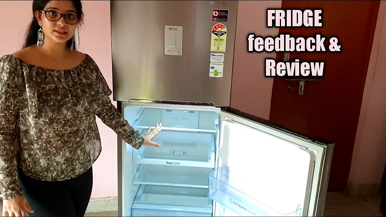 Refrigerator Frost free Double Door  || Feedback and Review || Guide
