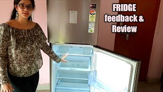 Refrigerator Frost free Double Door Feedback and Review Guide
