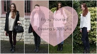 [ Enjoy Yourself n°1 ] : La journée d'Evelina & Justyna ♥