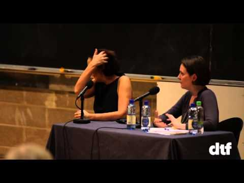 """Fiona Shaw in discussion at """"Voyage and Return: The Gathering Ireland Festival Symposium"""""""