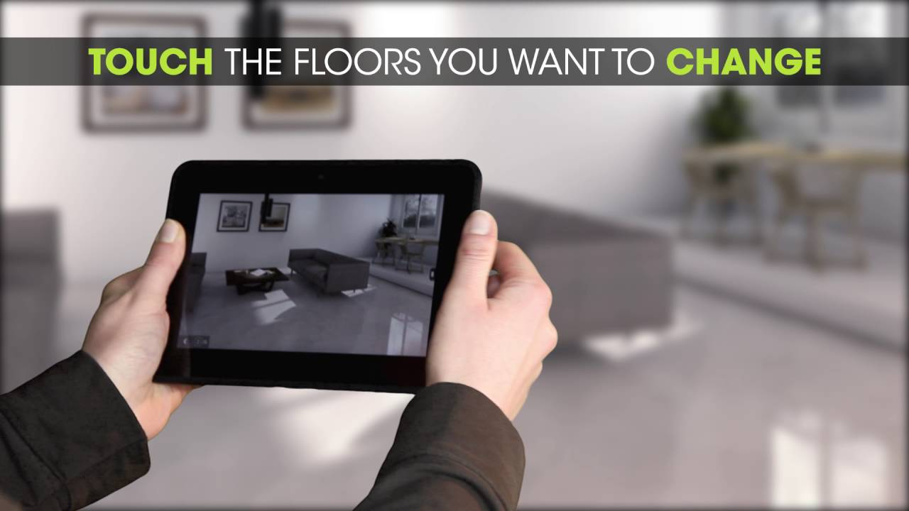 RealityRemod the augmented reality app for design your own rooms