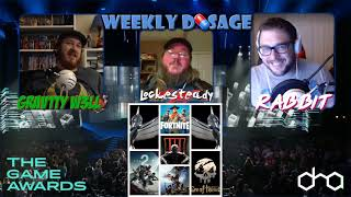 DNA's Weekly Dosage, Episode 60: Game Awards Show