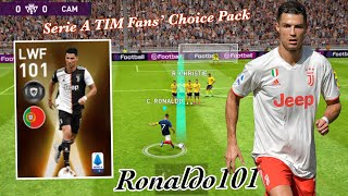 Review Featured Player LWF 101 Rating CRISTIANO RONALDO - Pes 2020 Mobile