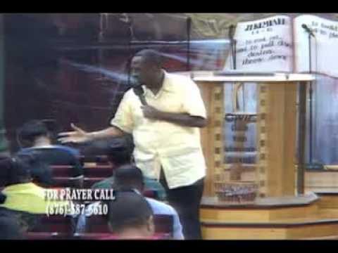 The power of the spoken word -  Apostle Andrew Scott