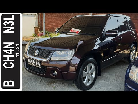 In Depth Tour Suzuki Grand Vitara 2.0 JLX [JT] (2009) - Indonesia