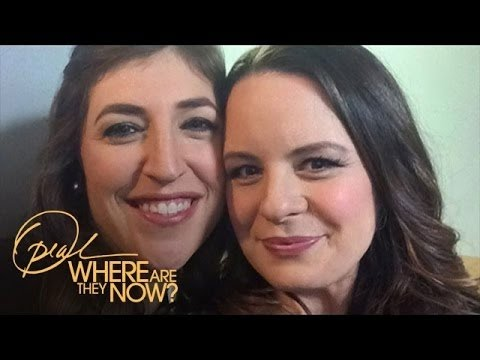 How Motherhood Bonded Jenna von Oy and Mayim Bialik | Where Are They Now | Oprah Winfrey Network