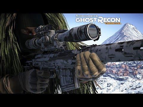 Ghost Recon Wildlands: Captain MacMillan's Stealth Raid