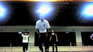 Jardy Santiago House Dance Class Choreography Sample thumbnail