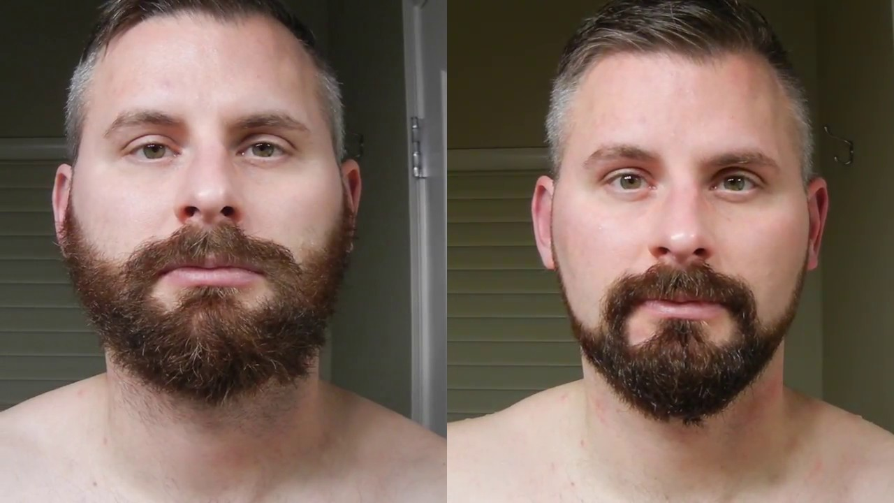 Shaping Your Beard To Make Your Face Look Thinner Youtube