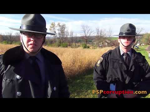 Pennsylvania State Police Shill for Pigeon Shooters