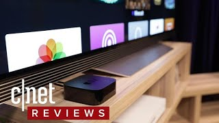 Apple TV 4K review: Sleek 4K HDR streaming for a premium price