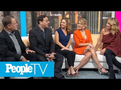 'Fuller House' Cast Talk John Stamos Secrets: Bromance That Almost Didn't Happen & More | PeopleTV