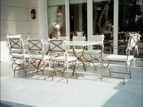 Arredo da giardino BOLOGNA Mobili da giardino BOLOGNA Tavoli esterno ...