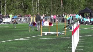 Tyyni-Tuuli Kosonen & Elda 13.6.2015