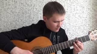 Мелодия из к/ф Мираж (Иварс Вигнерс) переложение для гитары