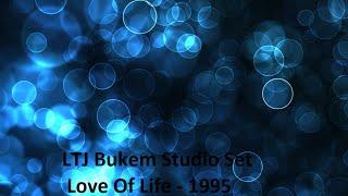 LTJ Bukem studio set