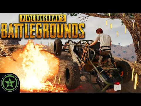 Let's Play - PLAYERUNKNOWN'S Battlegrounds - Keep Gavin Alive