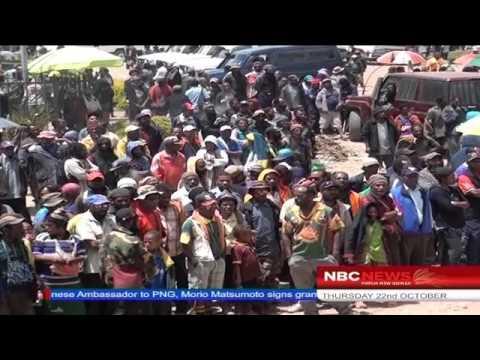 NBCPNG News Wabag NDB Scheme