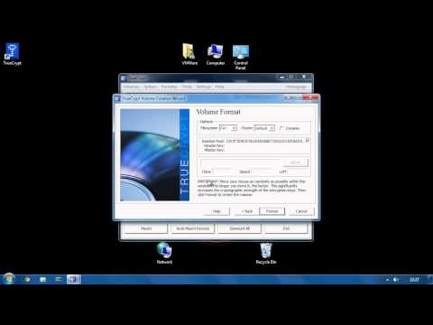 2013 TrueCrypt Easy Tutorial ~ How to encrypt your private files and information.