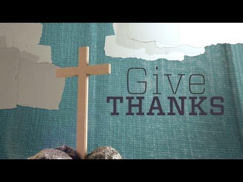 Skit Guys - Give Thanks