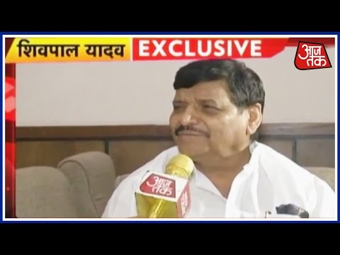 Exclusive: Shivpal Yadav Speaks To Aajtak After Marathon Meeting With Mulayam Singh Yadav