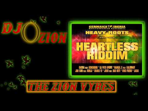 Heartless Riddim ✶Re-up Promo Mix March 2017✶➤Heavy Roots By DJ O. ZION