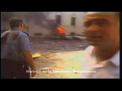 ATENTADO EMBAJADA DE ISRAEL 17-03-1992