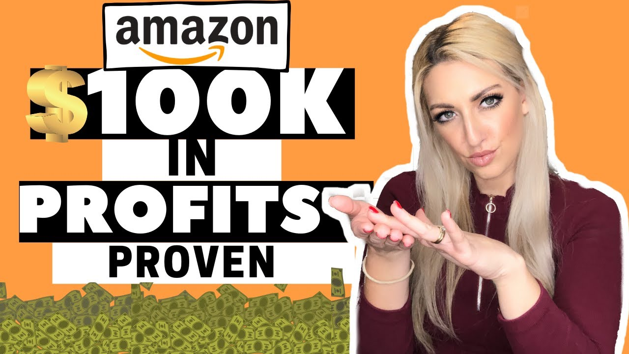 How Much Money Can You REALLY Make In 1 Year On Amazon in PROFITS?