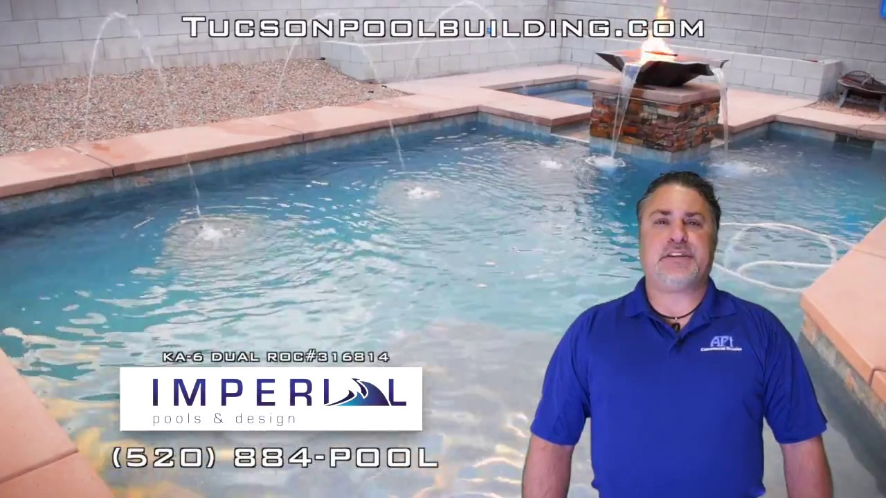 Pool Service and Maintenance in Tucson - Imperial Pools & Design