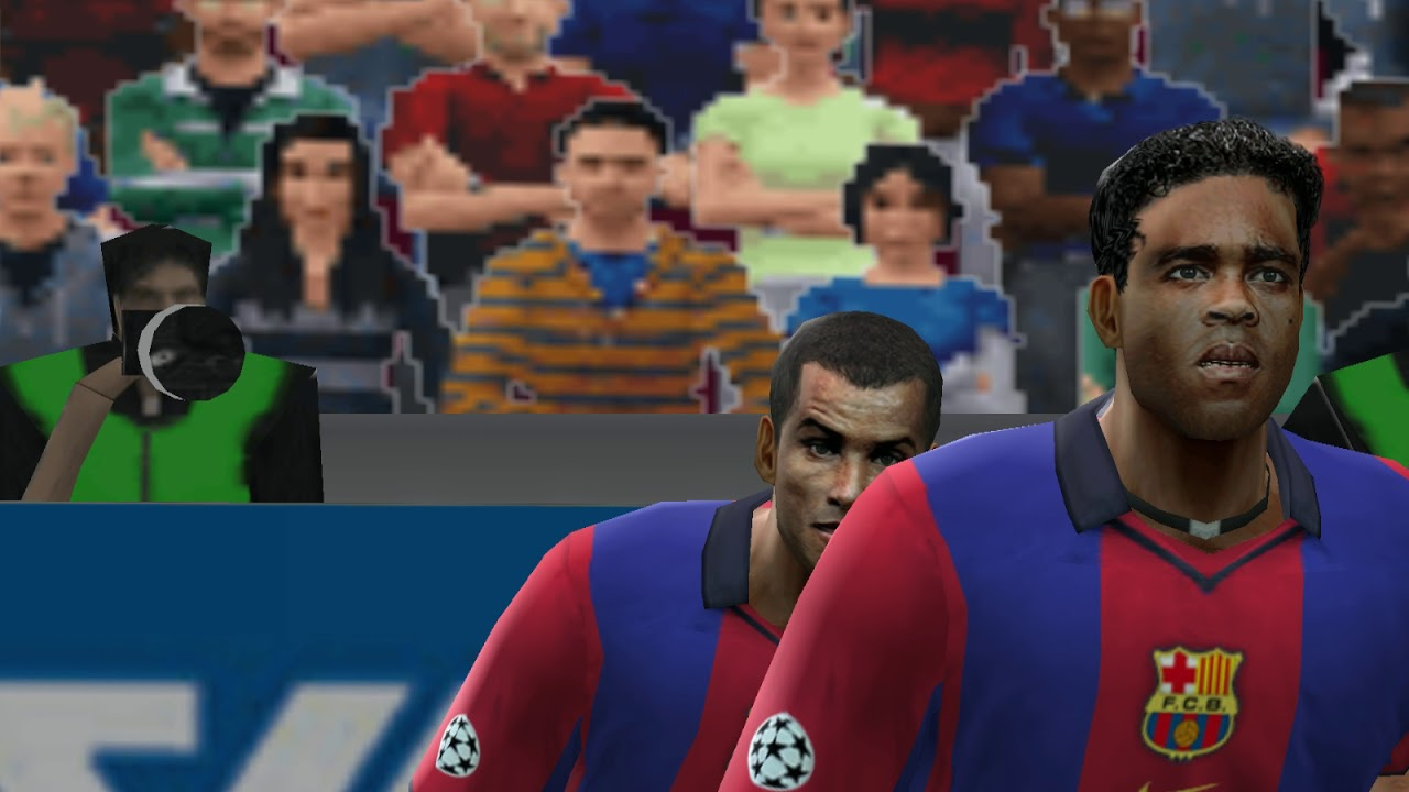 Who Wore It Better: FIFA vs Pro Evo Covers, 2001 to 2020 ...  Pes 2001